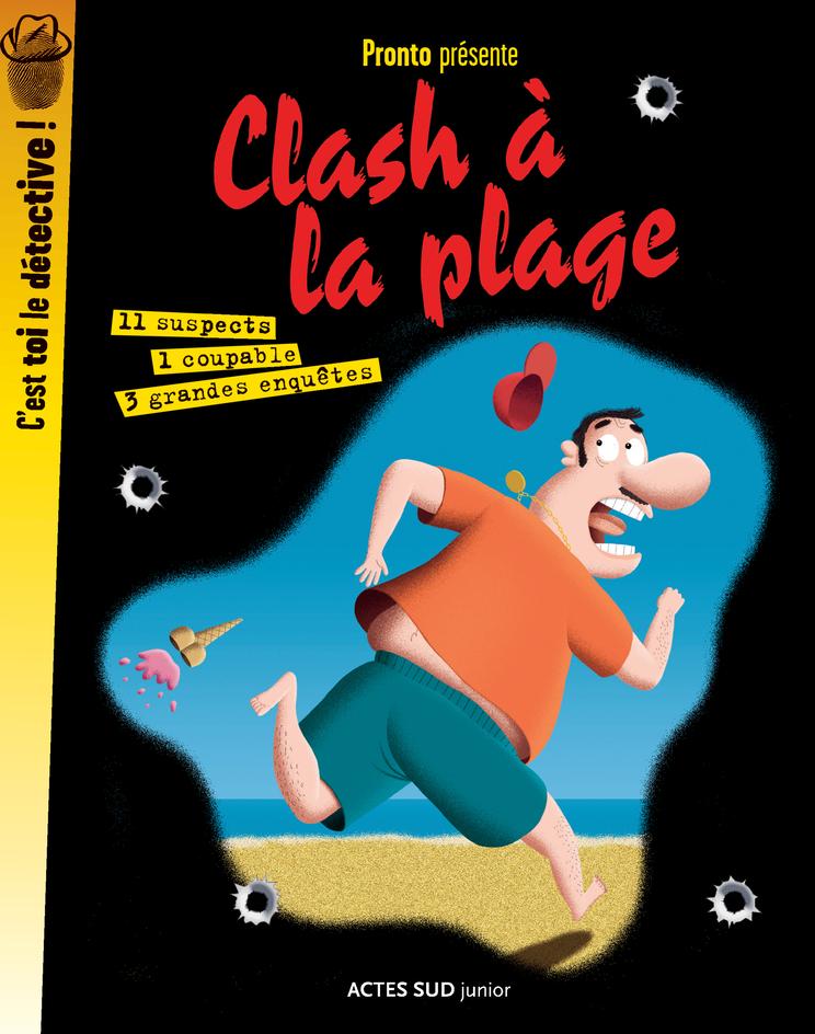 CLASH A LA PLAGE