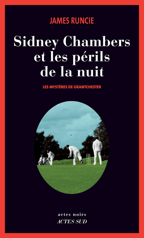 SIDNEY CHAMBERS ET LES PERILS DE LA NUIT