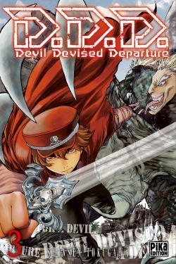 DEVIL DEVISED DEPARTURE T03