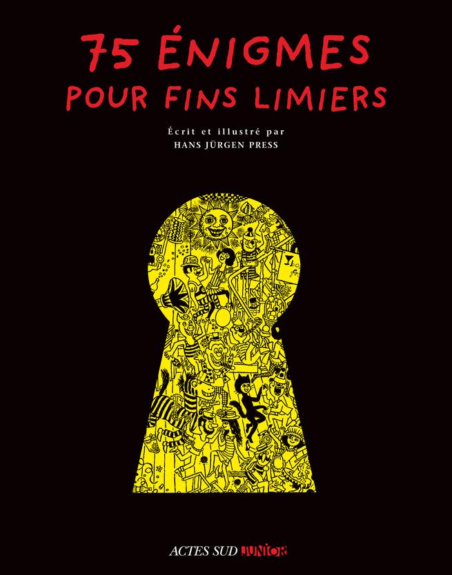 75 ENIGMES POUR FINS LIMIERS