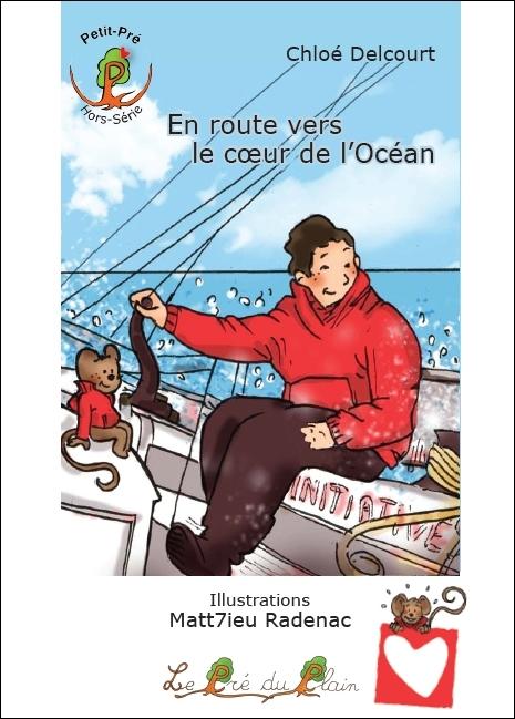 EN ROUTE VERS LE COEUR DE L'OCEAN