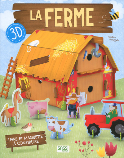 3D CARTON - LA FERME