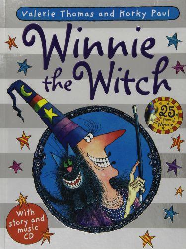 WINNIE THE WITCH LIVRE ET CD