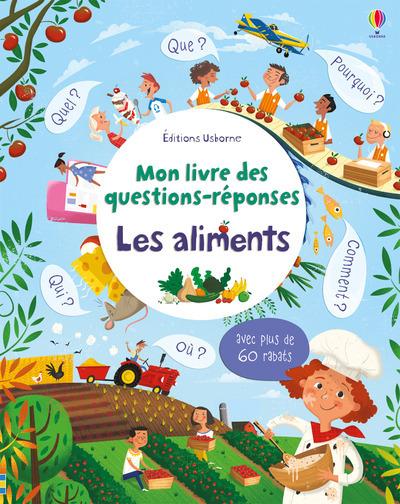 LES ALIMENTS - MON LIVRE DES QUESTIONS-REPONSES