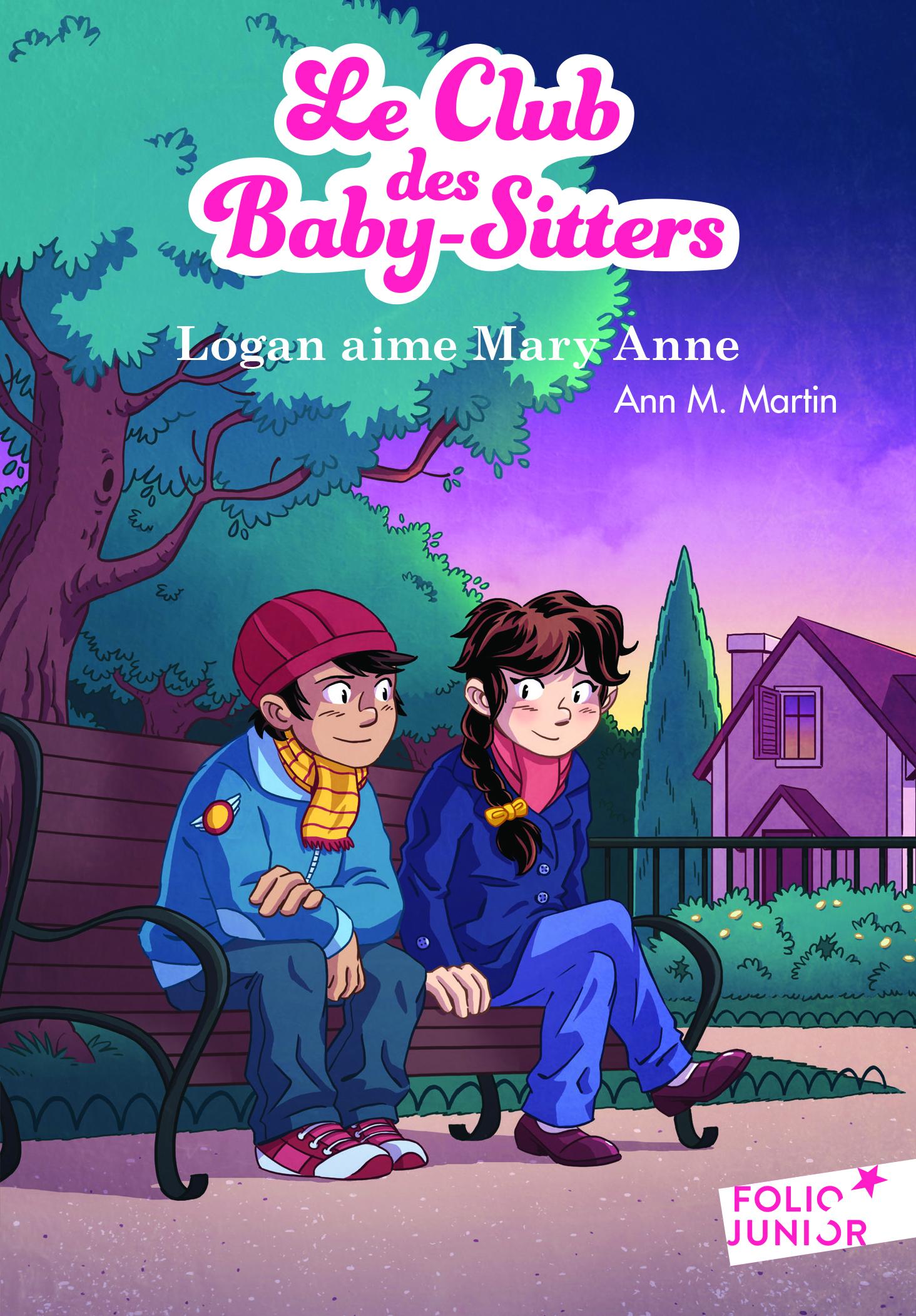 LOGAN AIME MARY ANNE