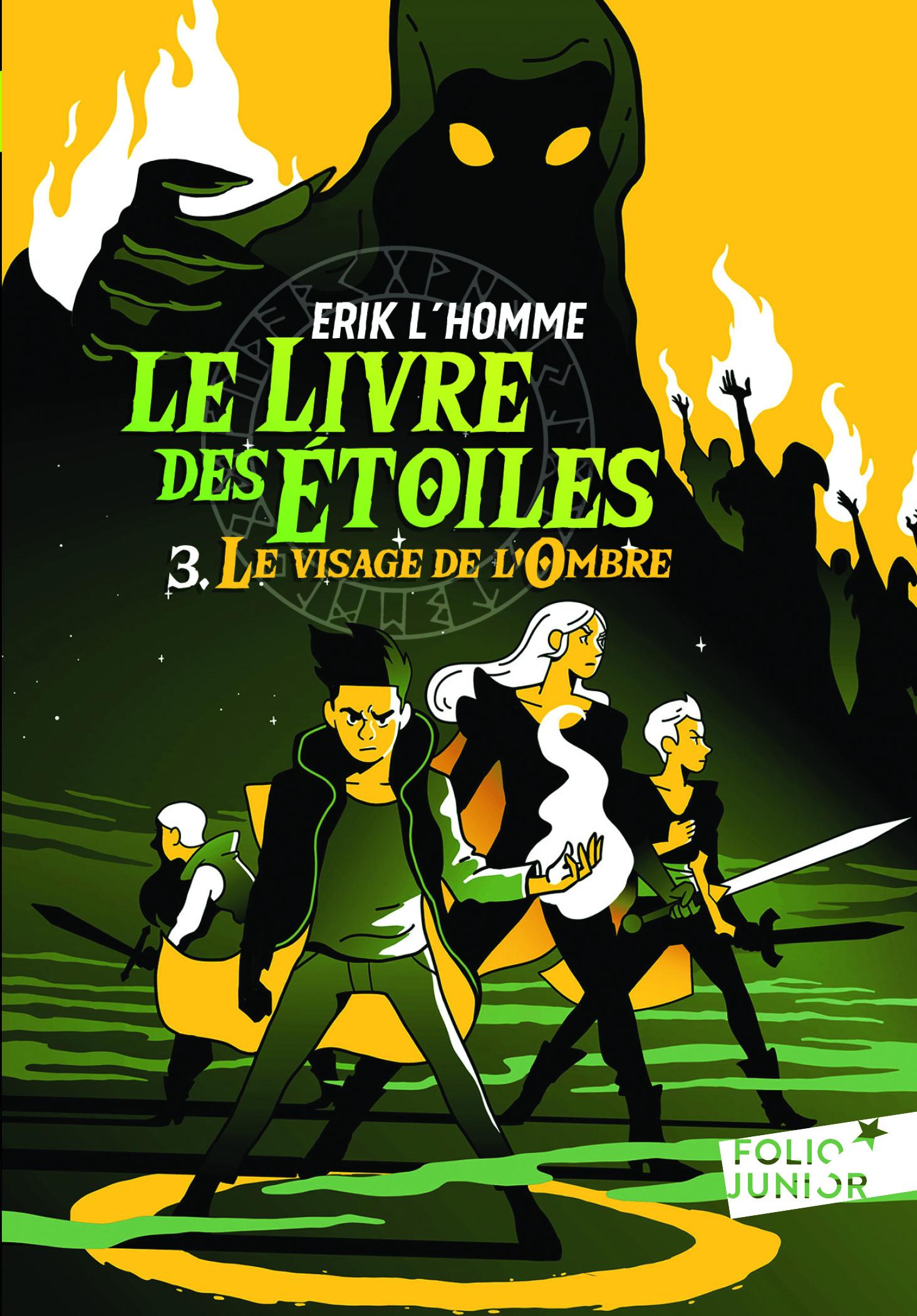 LE LIVRE DES ETOILES T3