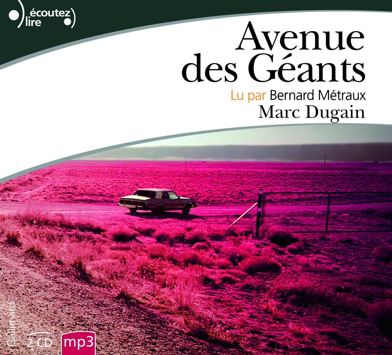 AVENUE DES GEANTS CD