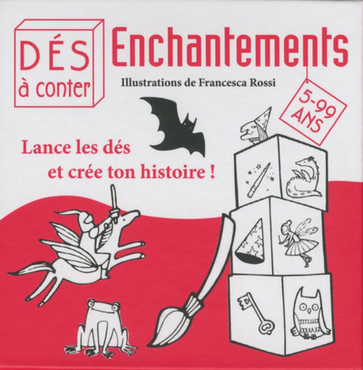 ENCHANTEMENTS - LANCE LES DES ET CREE TON HISTOIRE !