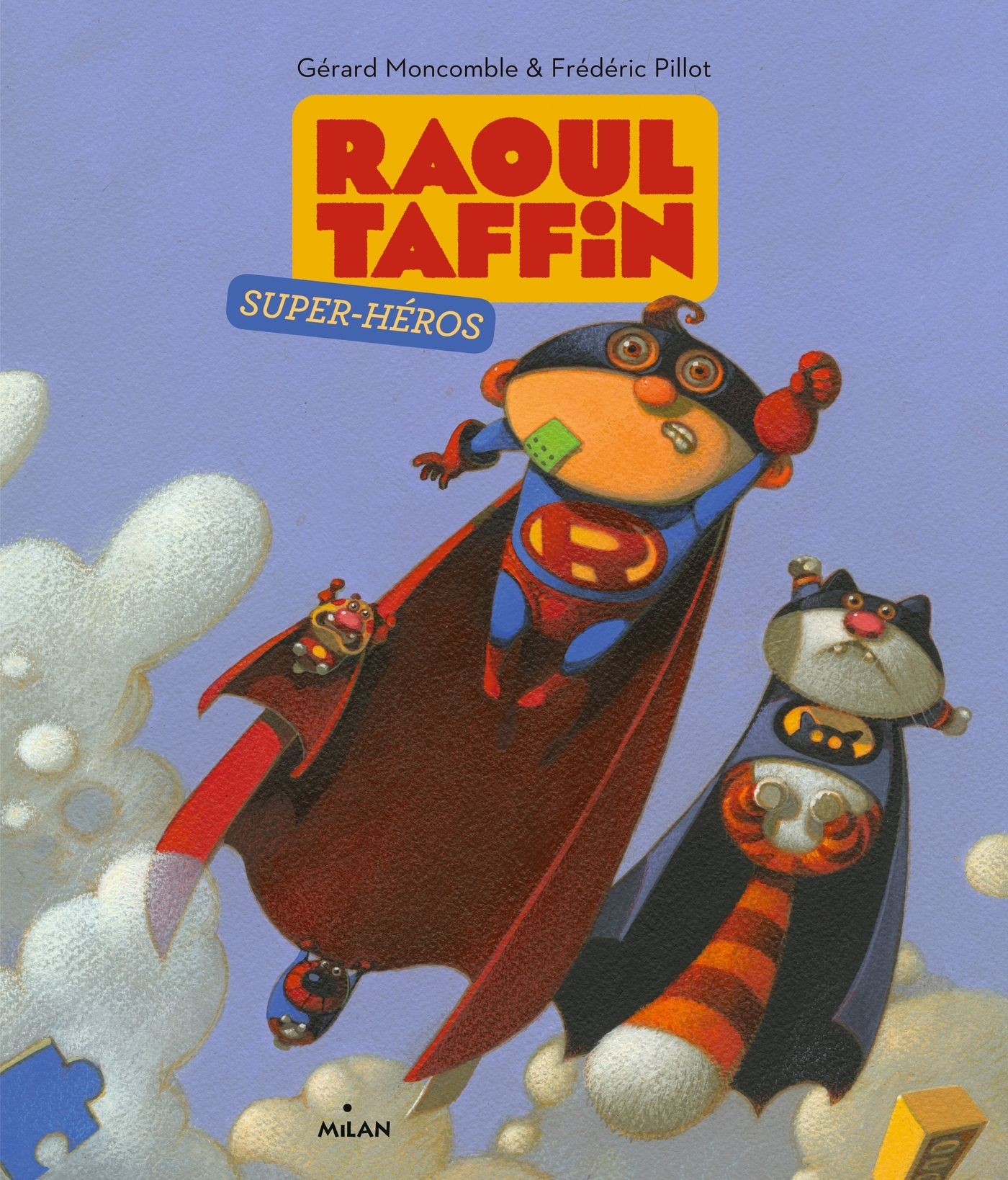 RAOUL TAFFIN SUPER-HEROS