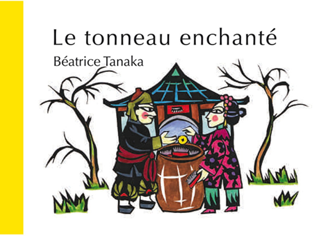 LE TONNEAU ENCHANTE