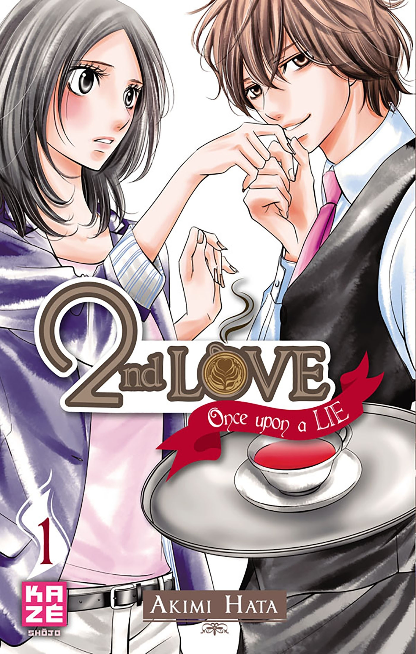 2ND LOVE - ONCE UPON A LIE T01