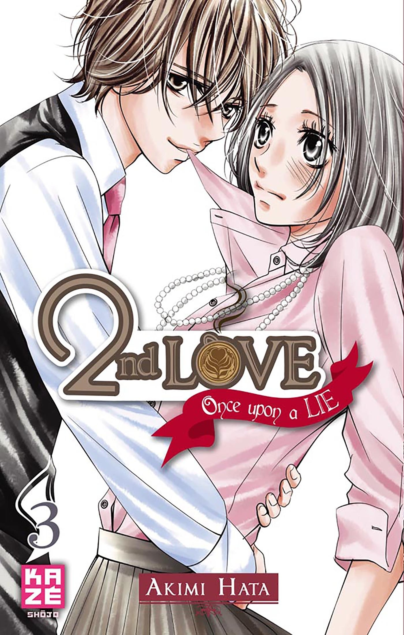 2ND LOVE - ONCE UPON A LIE T03