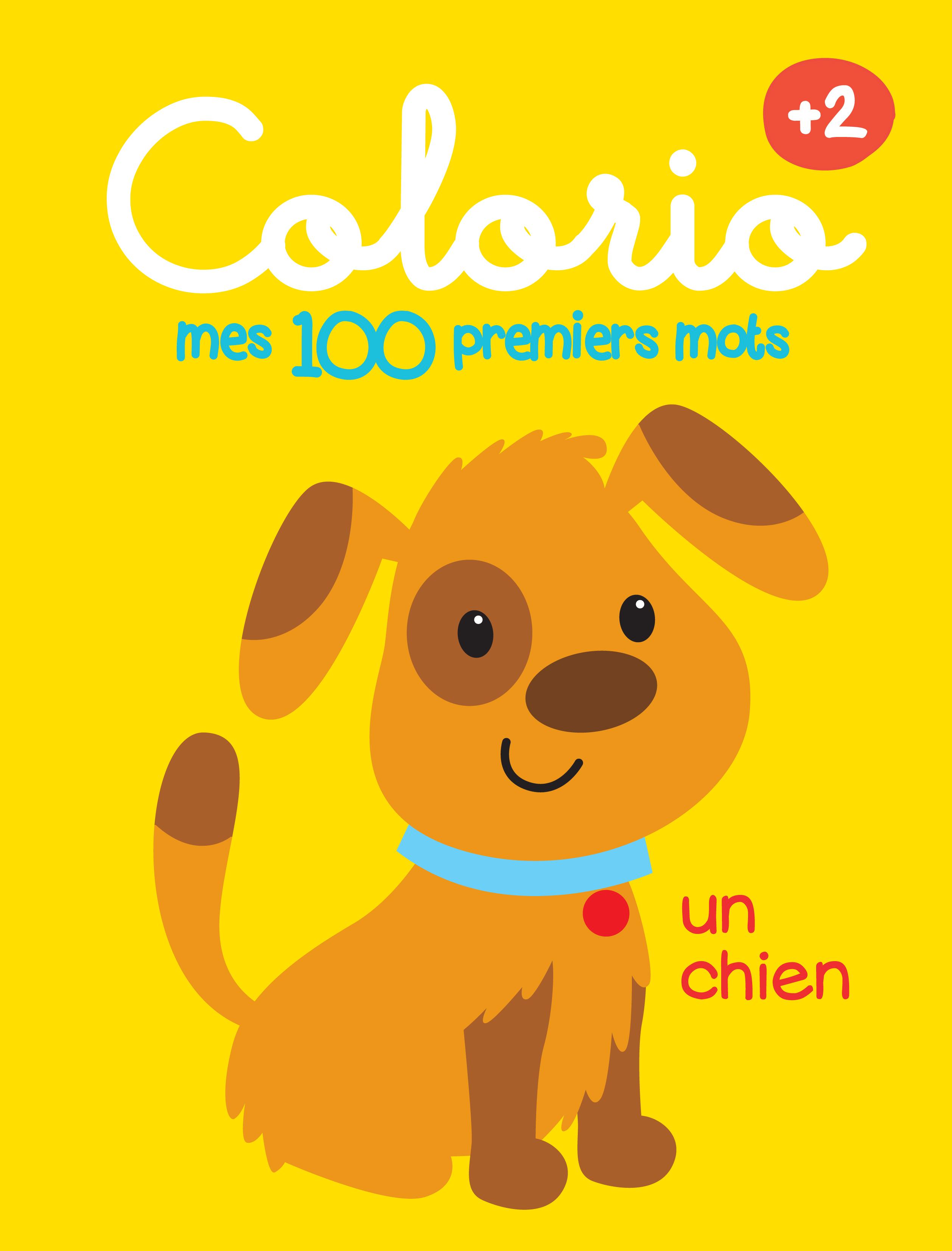 100 PREMIERS MOTS - CHIEN (MES)  2