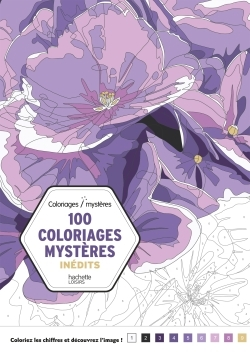 100 COLORIAGES MYSTERES INEDITS