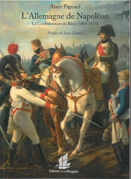 L'ALLEMAGNE DE NAPOLEON LA CONFEDERATION DU RHIN 1806 1813