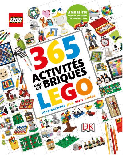 365 ACTIVITES AVEC LES BRIQUES LEGO