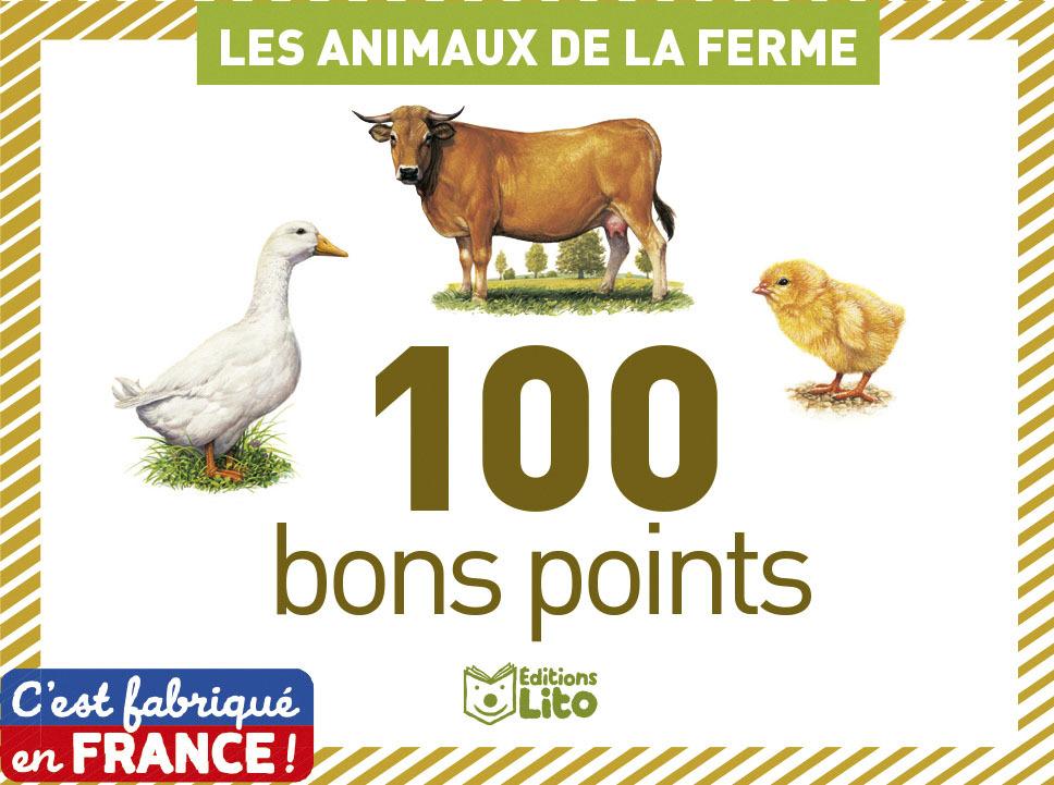 100 BONS POINTS ANIM. FERME