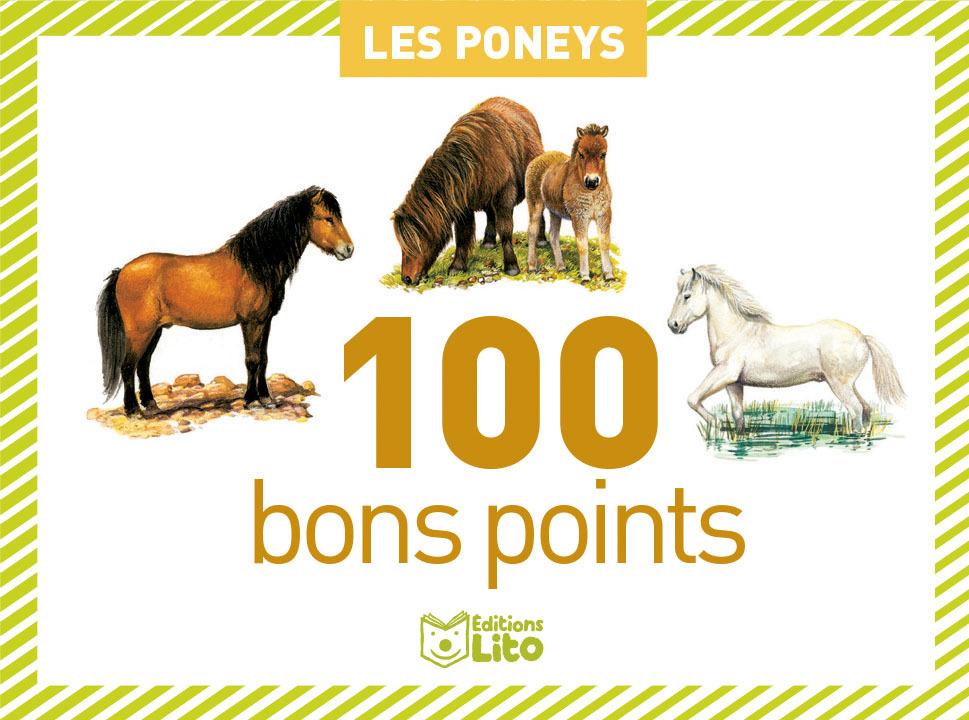100 BONS POINTS LES PONEYS