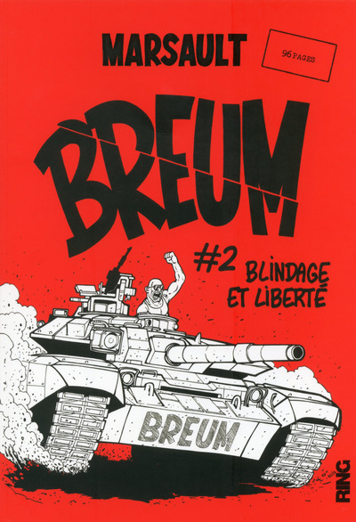 BREUM - TOME 2 BLINDAGE ET LIBERTE