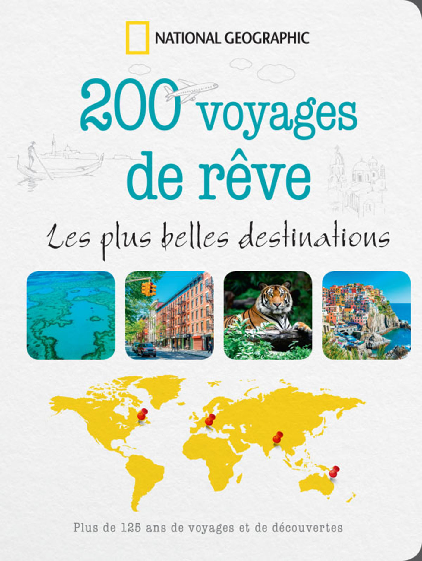200 VOYAGES DE REVES