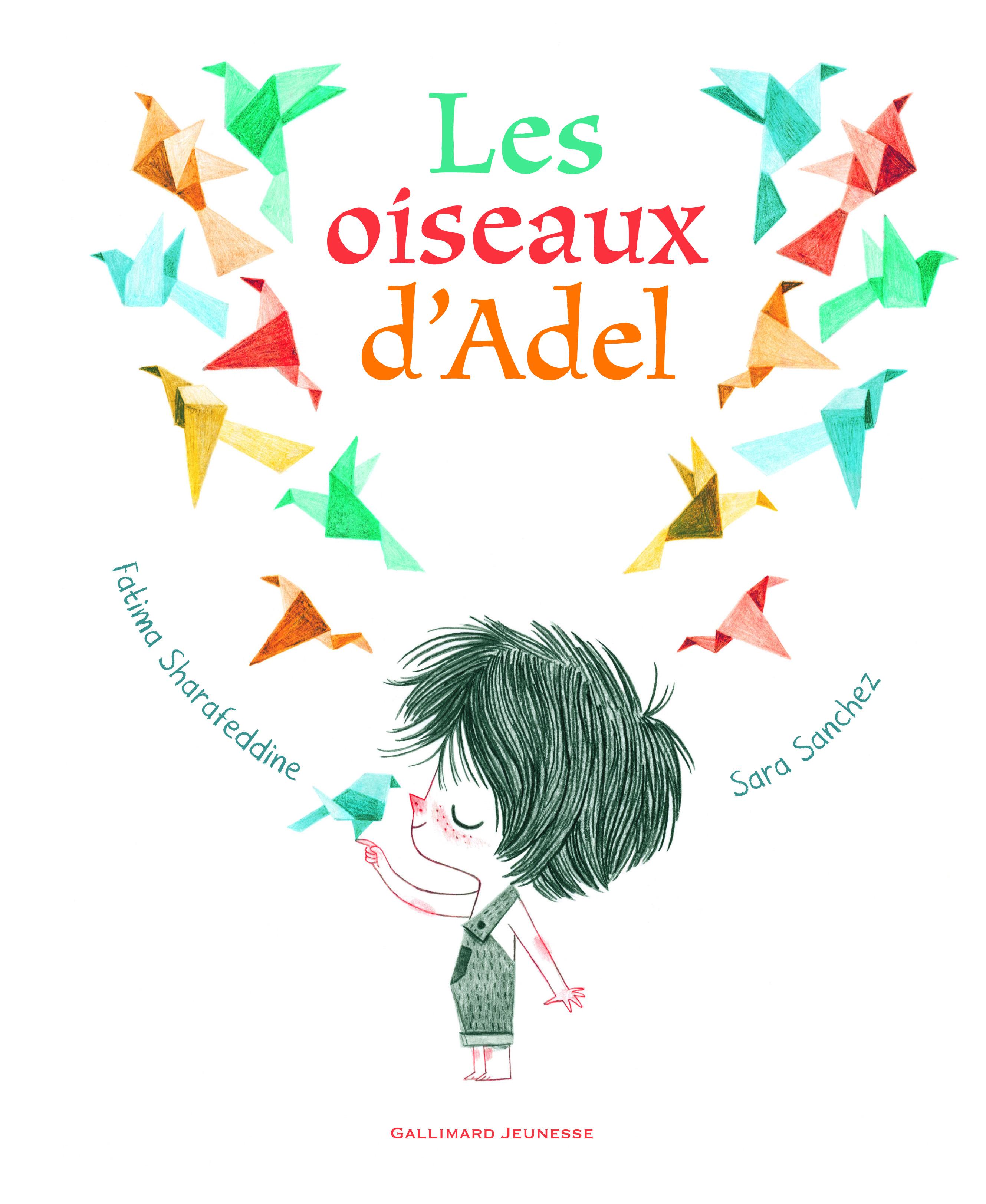 LES OISEAUX D'ADEL
