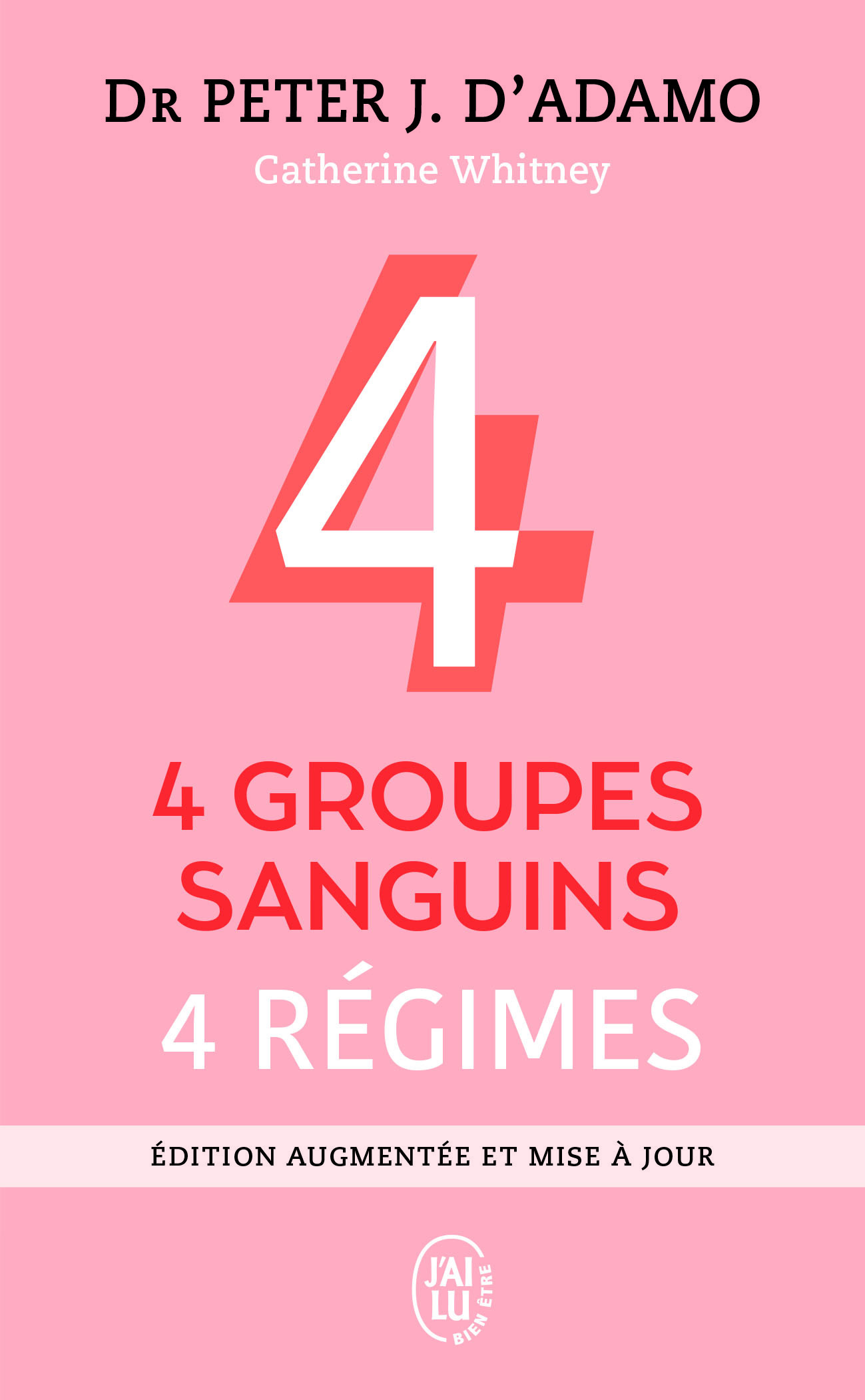 (NC) QUATRE GROUPES SANGUINS - QUATRE REGIMES