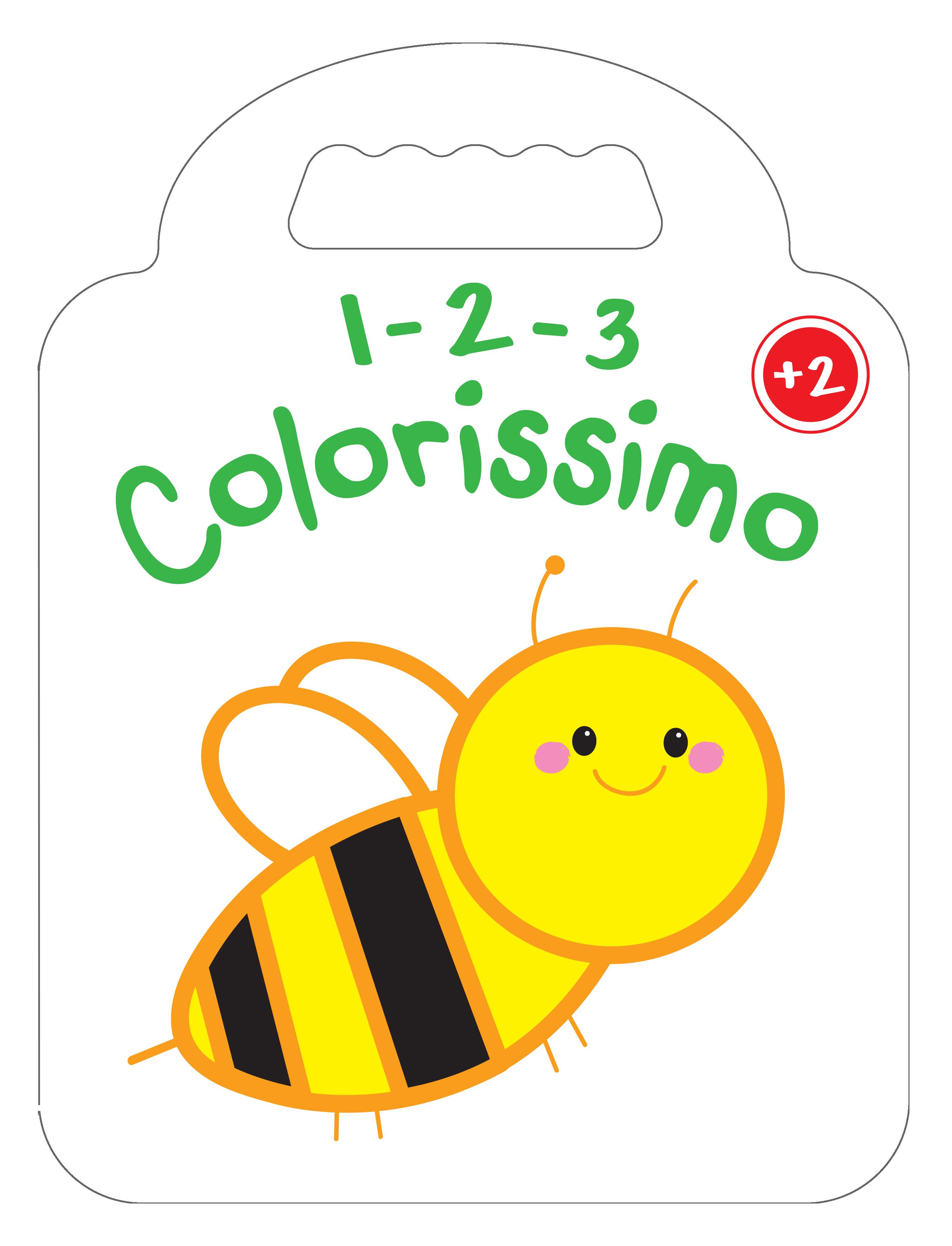 1 2 3 COLORISSIMO ABEILLE  2