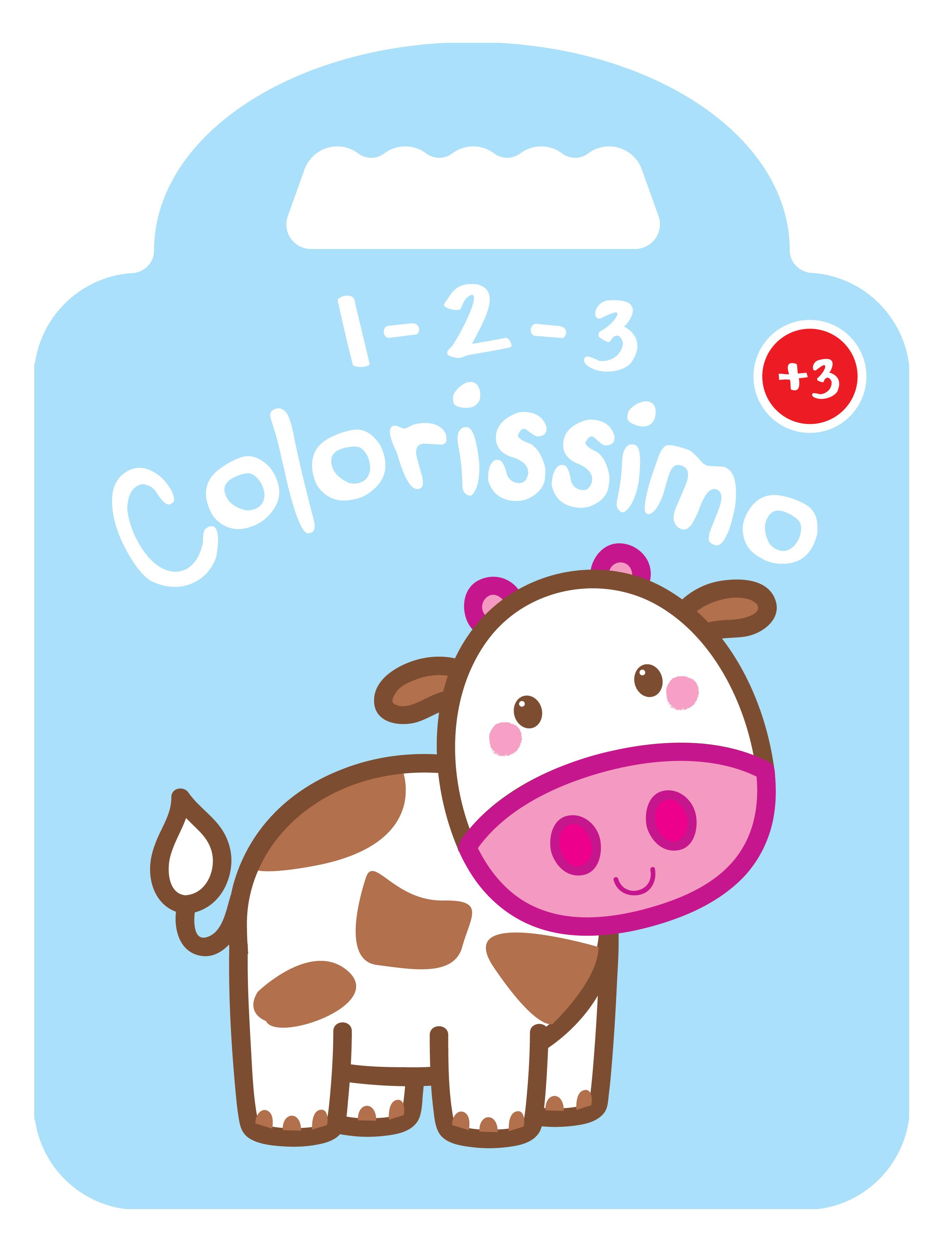 1 2 3 COLORISSIMO VACHE  3