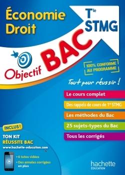 OBJECTIF BAC - ECONOMIE-DROIT TERM STMG