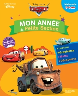 CARS MON ANNEE DE PETITE SECTION