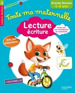 TOUTE MA MATERNELLE - LECTURE ECRITURE GRANDE SECTION