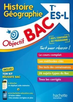 OBJECTIF BAC - HISTOIRE-GEOGRAPHIE TERM L-ES