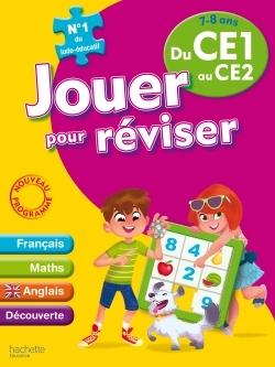 JOUER POUR REVISER - DU CE1 AU CE2 7-8 ANS