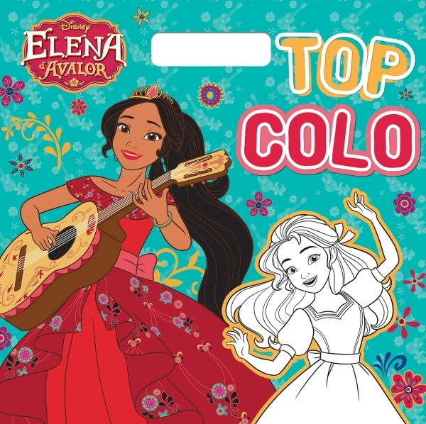 ELENA D'AVALOR - TOP COLO