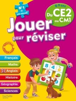 JOUER POUR REVISER - DU CE2 AU CM1 8-9 ANS