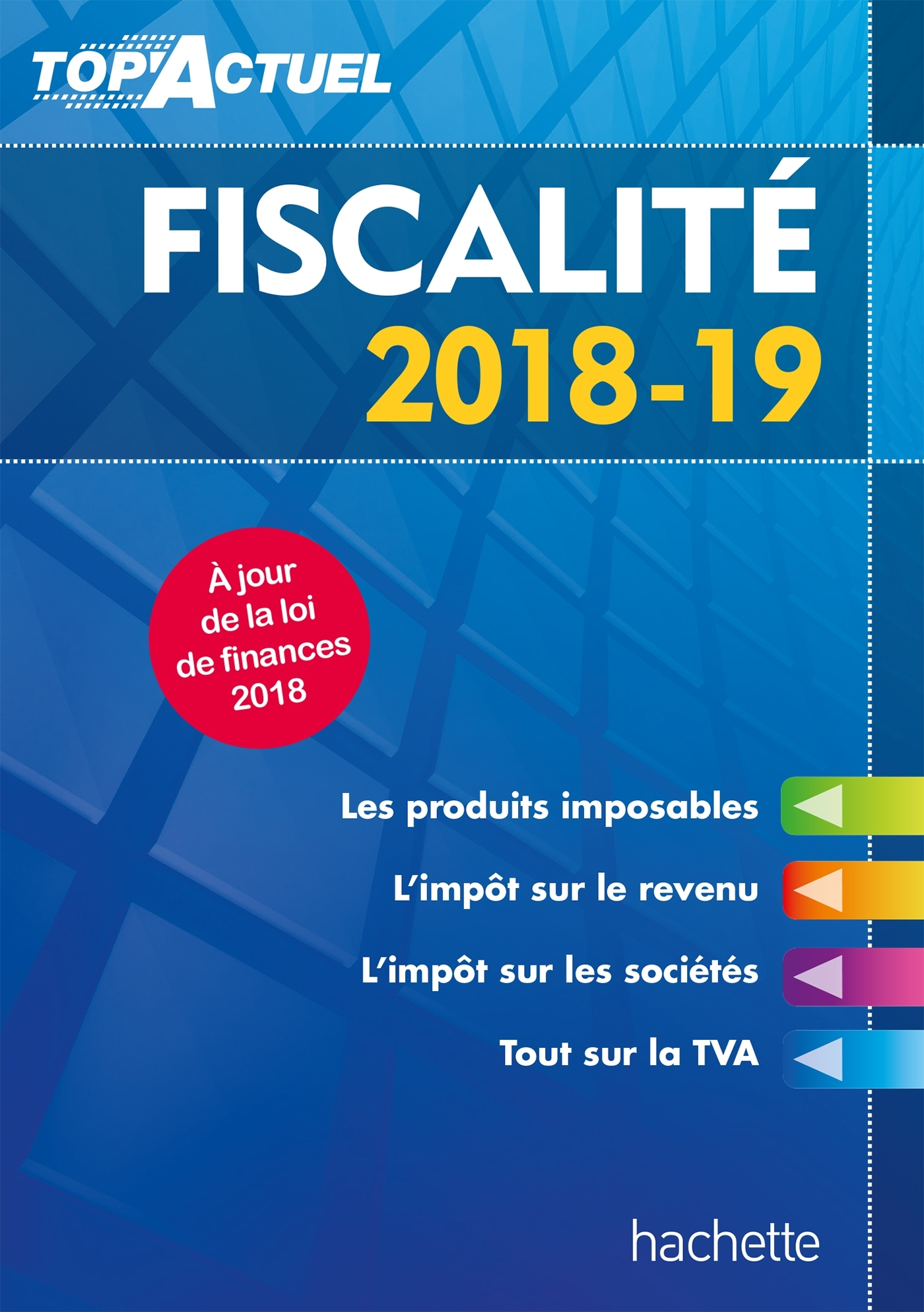TOP'ACTUEL FISCALITE 2018-2019