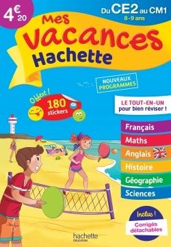 MES VACANCES HACHETTE CE2/CM1