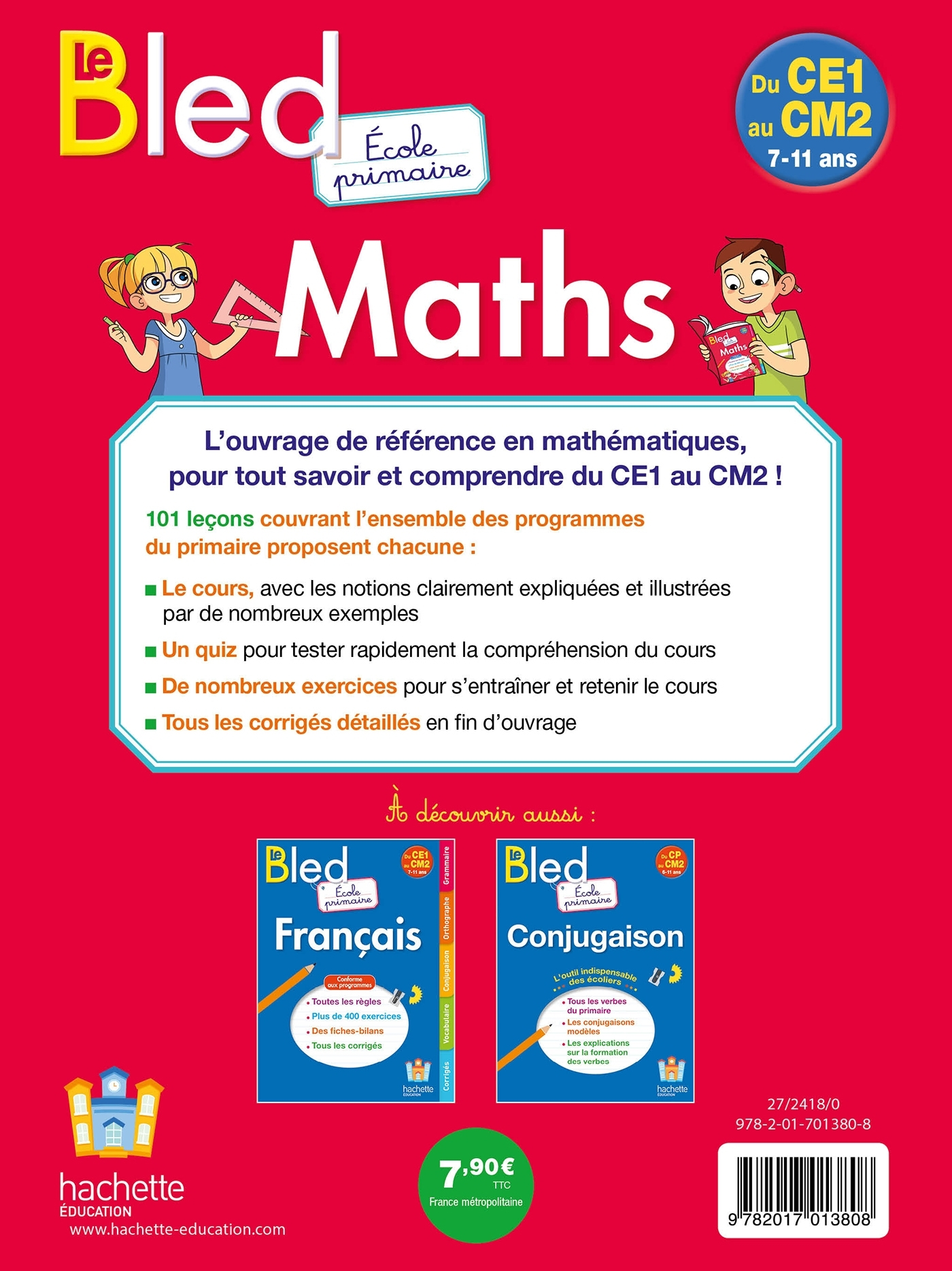 BLED ECOLE PRIMAIRE MATHS