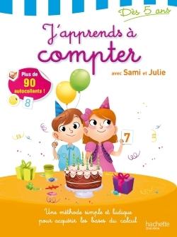 SAMI ET JULIE - J'APPRENDS A COMPTER