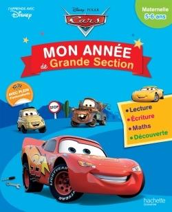 CARS MON ANNEE DE GRANDE SECTION