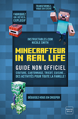 MINECRAFT IN REAL LIFE