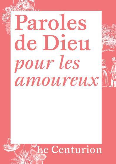 PAROLES DE DIEU POUR LES AMOUREUX