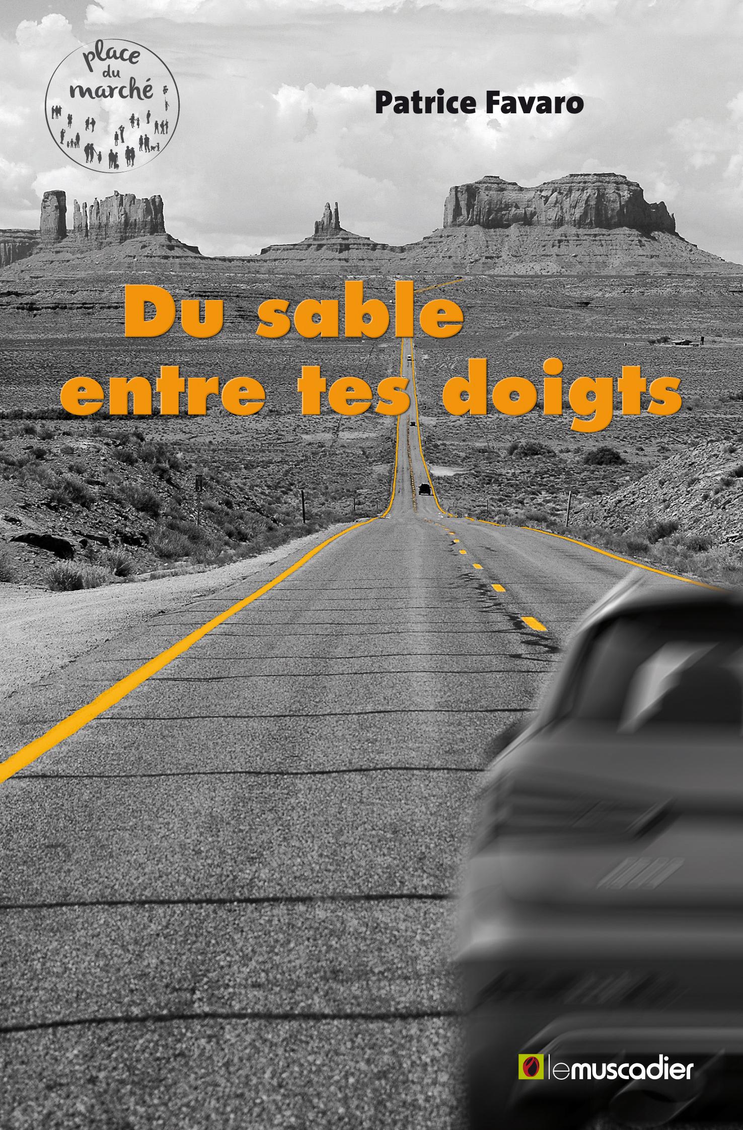 DU SABLE ENTRE TES DOIGTS