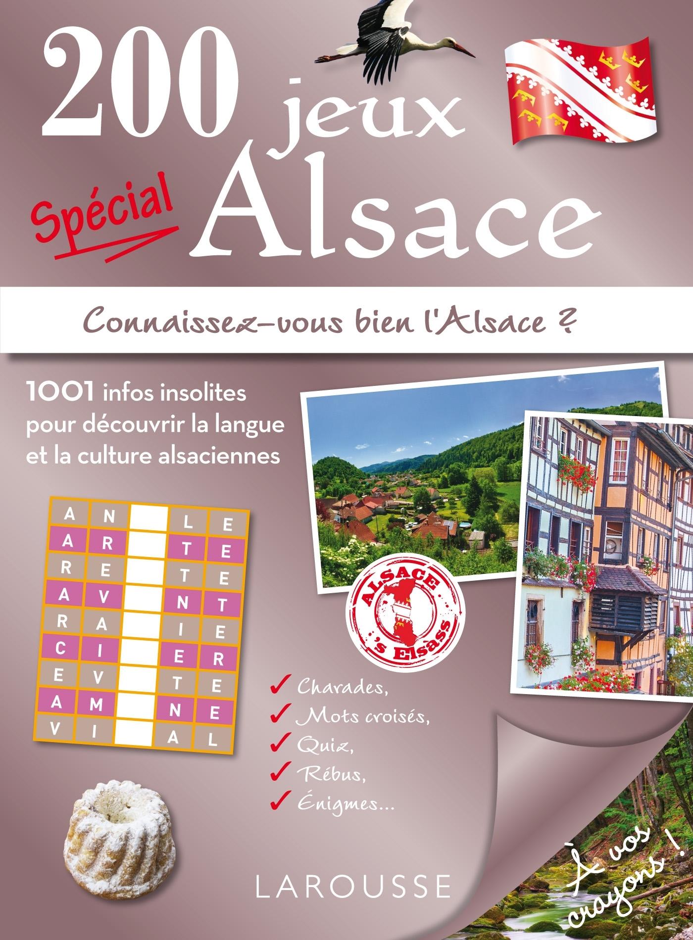 200 JEUX SPECIAL ALSACE