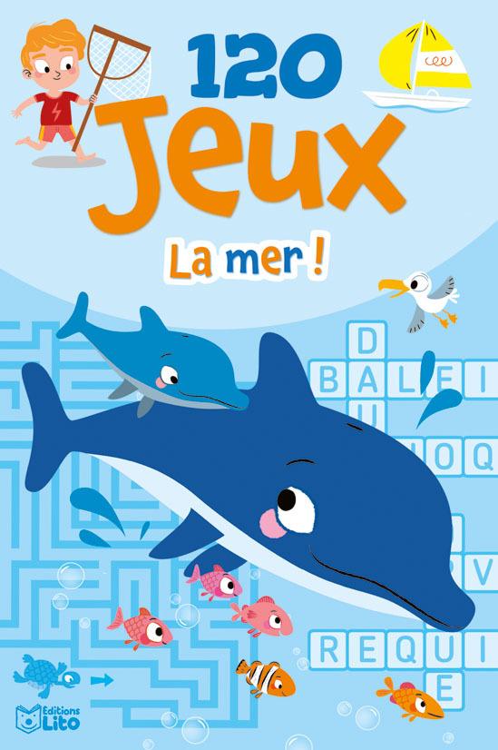 120 JEUX - LES ANIMAUX LA MER