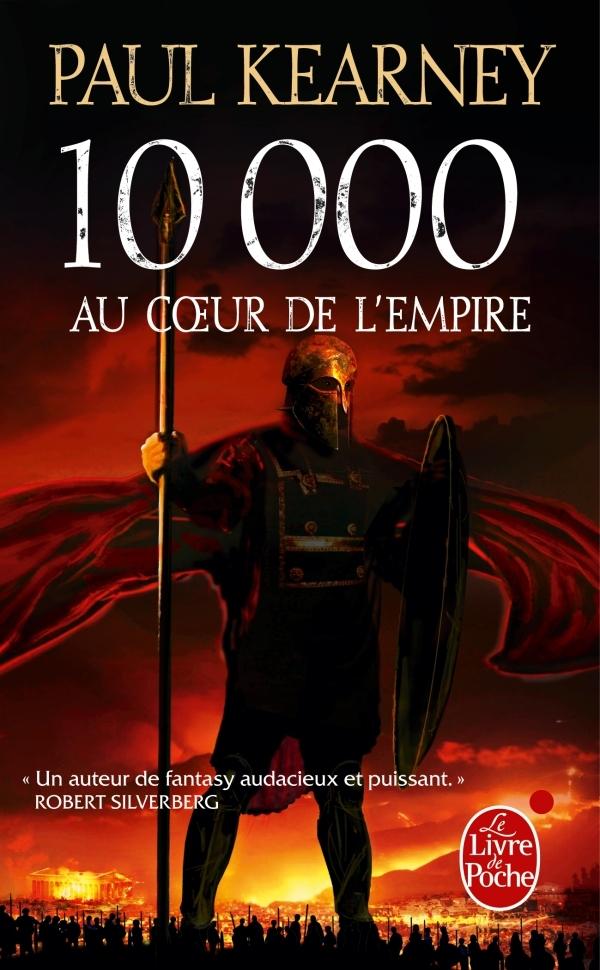 10 000 - AU COEUR DE L'EMPIRE (TRILOGIE DES MACHT, TOME 1)