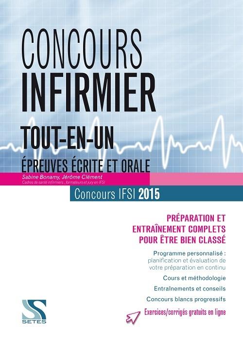 CONCOURS INFIRMIER 2015 TOUT EN UN