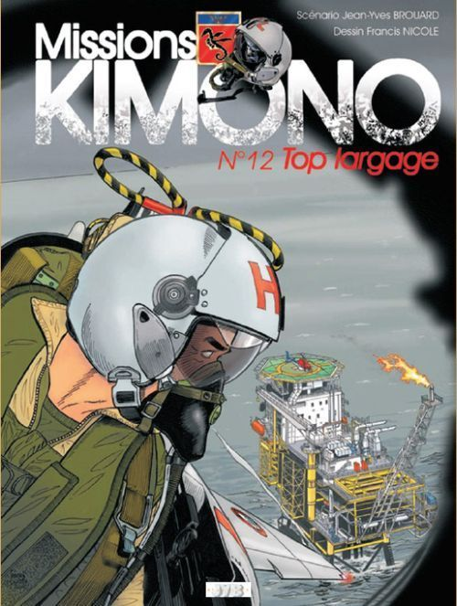 MISSIONS KIMONO 12 - TOP ATTAQUE