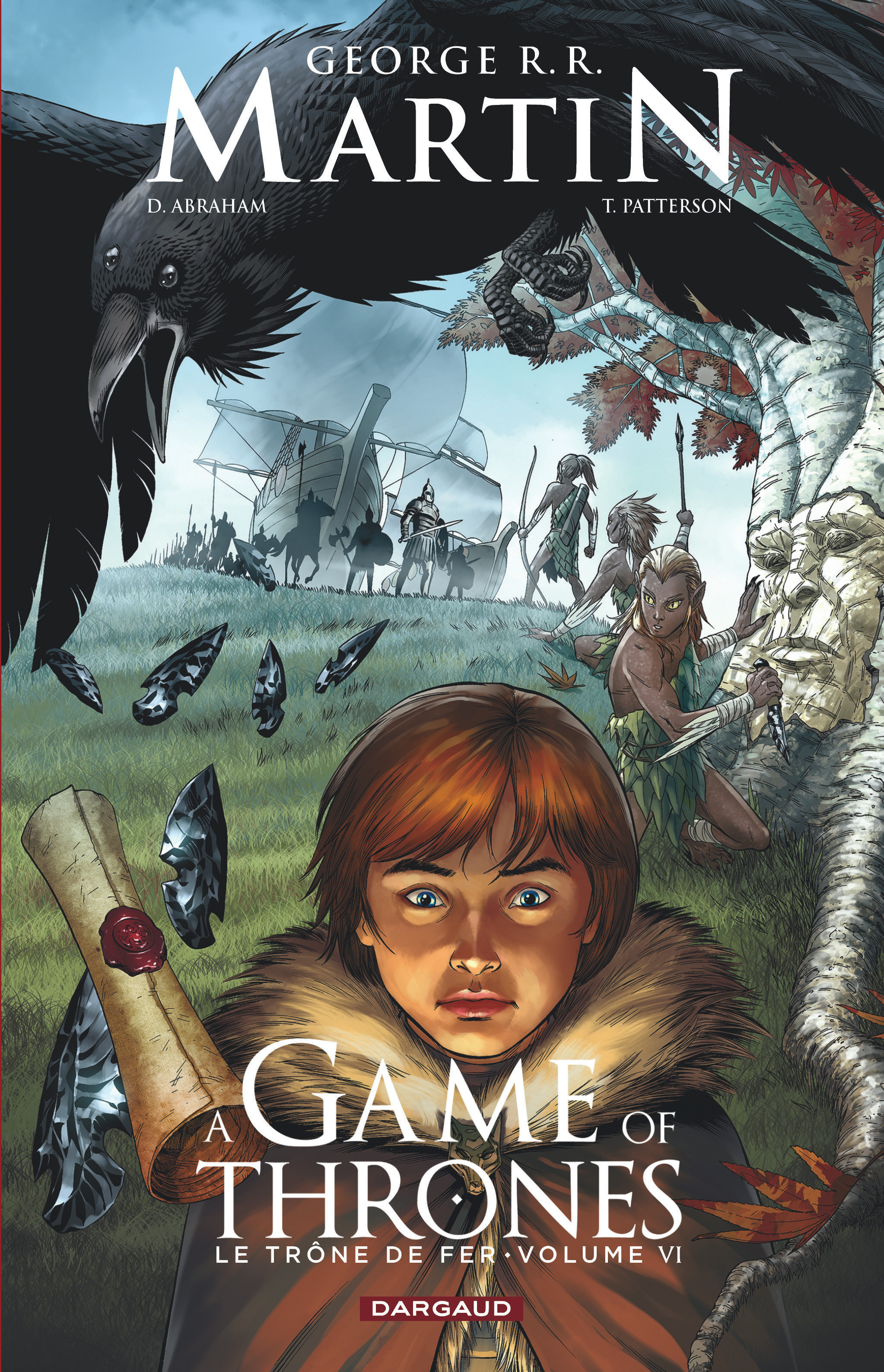 A GAME OF THRONES-LE TRONE FER T6 A GAME OF THRONES - LE TRONE DE FER