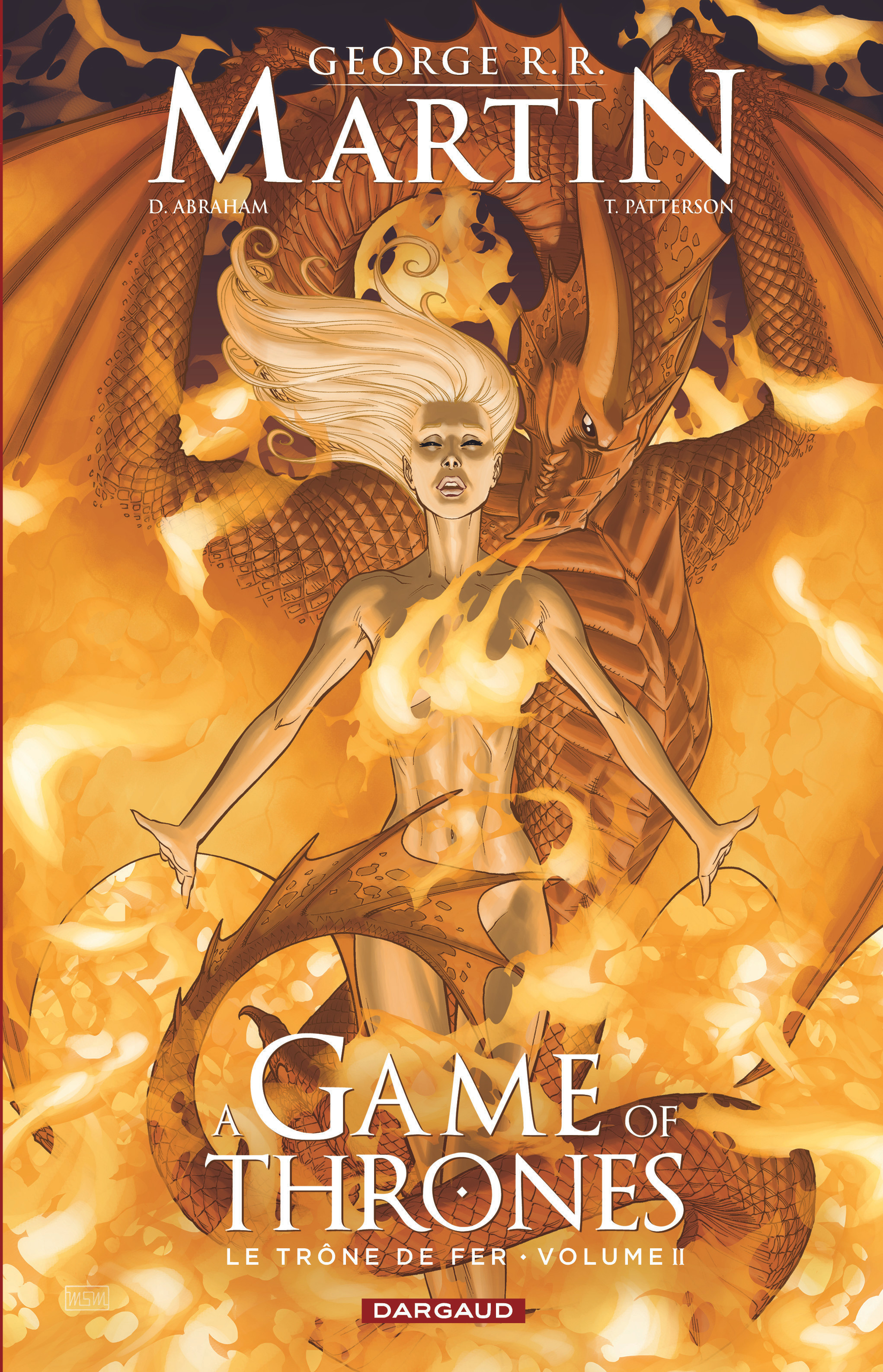 A GAME OF THRONES-LE TRONE FER T2 A GAME OF THRONES - LE TRONE DE FER (2/6)
